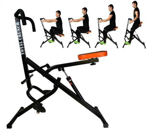 Urządzenie do ćwiczeń Total Crunch / AbCrunch - wzmacniacz mięśni