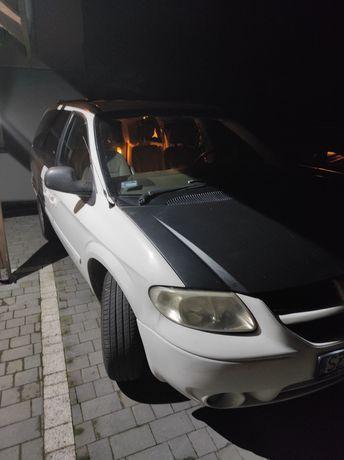 Dodge Grand Caravan 3.8l STOW N GO. , lpg