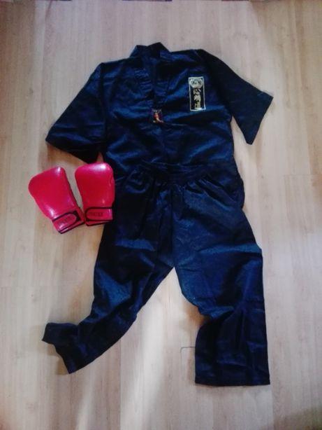 Черное кимоно