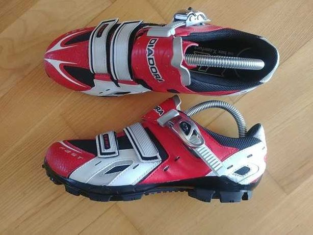 Super buty rowerowe m. Diadora bez bloków r. 40