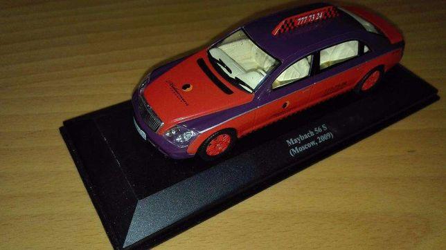 Miniatura Maybach 56 S