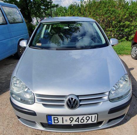 Volkswagen Golf V 1.6 MPI LPG