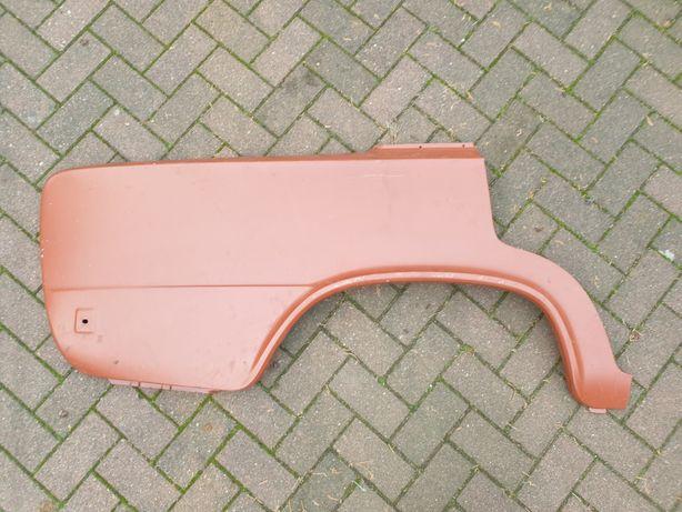 Błotnik prawy tył tylny Polski Fiat 125p FSO oryginalny