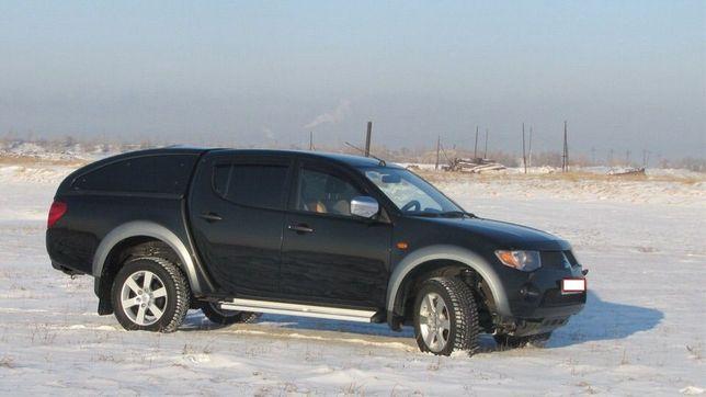 Mitsubishi L200 РАЗБОРКА запчасти бу на Митсубиси Л200 шрот