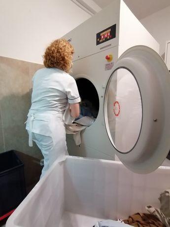 Lares lavandaria com protecção Covid-19