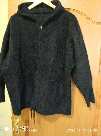Куртка , кофта из альпаки р. 56-58
