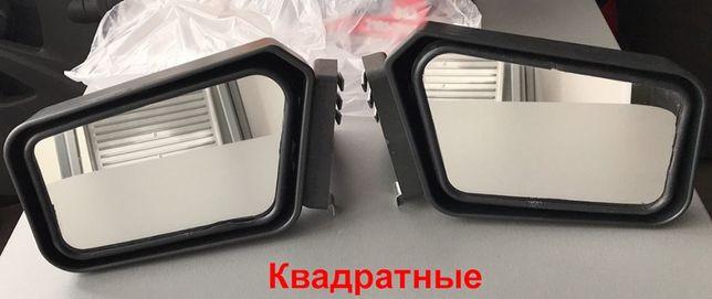 Зеркала боковые наружные на ВАЗ 2101, 2106, 2107 Москвич, ЗАЗ, Таврия