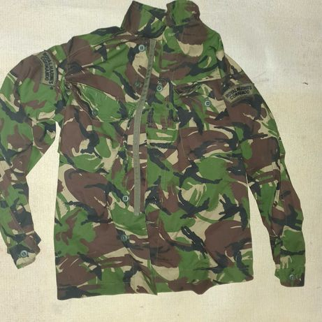 Bluza wojskowa (jak nowa)