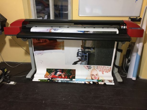 Принтер для печати на холсте encad 850