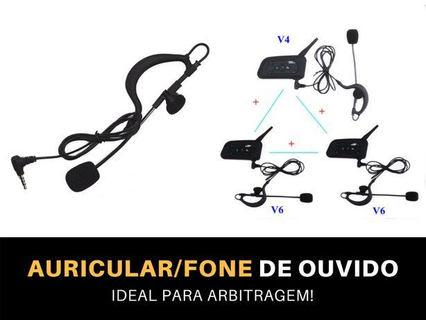 Auriculares / Fones SCA - Ideal para Arbitragem!