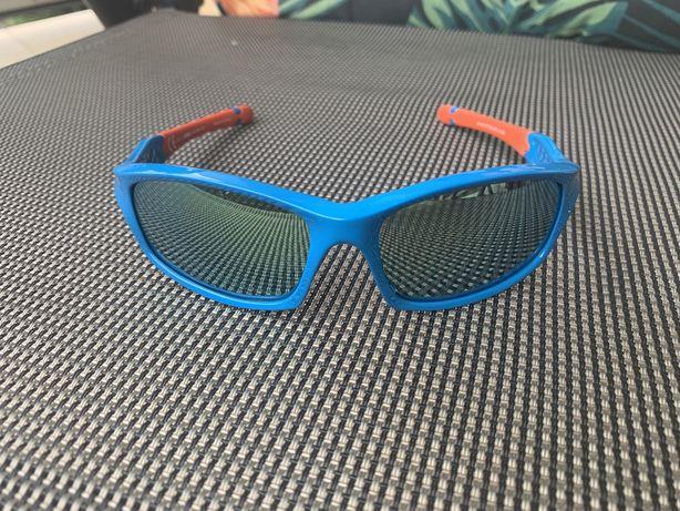 Okulary dzieciece dla dziecka sportowe UVEX sportstyle 507