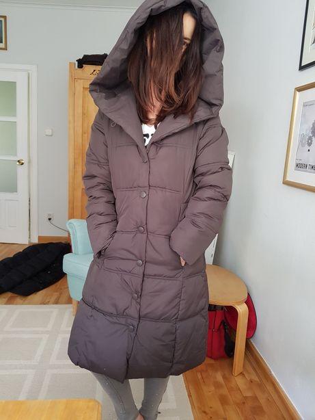 Płaszcz puchowy Reserved rozmiar 36 S
