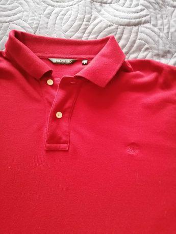 SPRINGFIELD koszulka polo jak nowa!