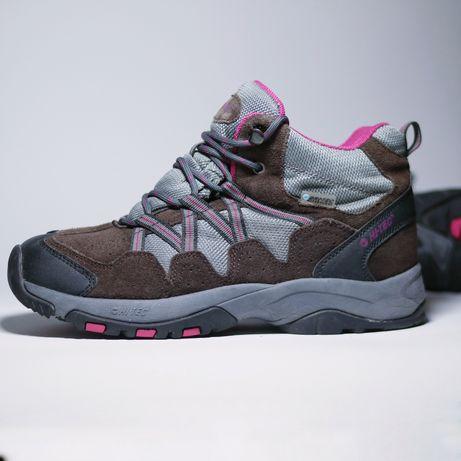Женские трекинговые ботинки hi-tech, туристические ботинки