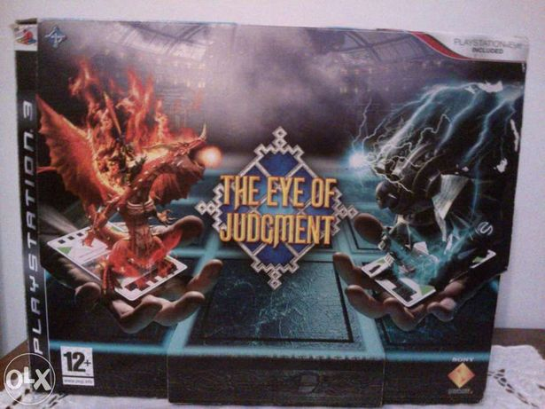 The Eye of Judgment (PS3)