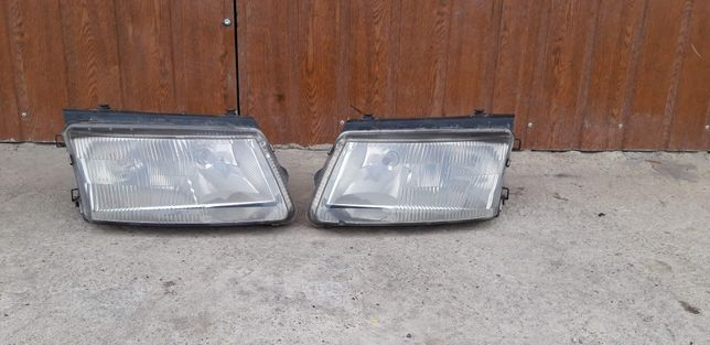 Lampy reflektory przód Volkswagen Passat B5 kierunkowskazy