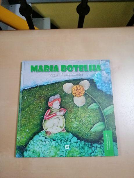 Livro - A Maria botelha
