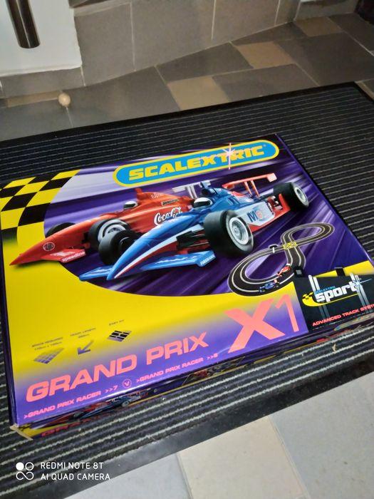 Tor wyścigowy Scalextric X1 Grand Prix. Nowy! Mikołów - image 1