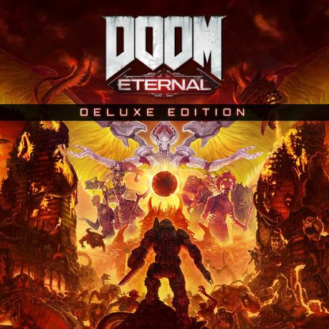 DOOM Eternal Deluxe Edition - Código PC