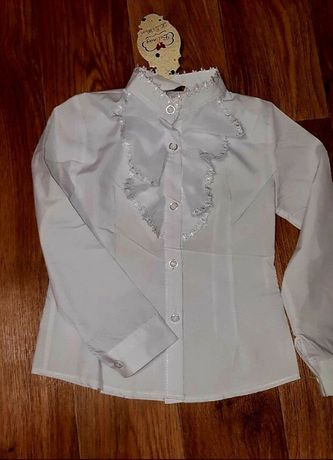 Школьная блузочка. Турция