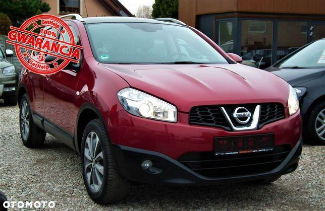 Nissan Qashqai 2.0 Benzyna - Panorama Dach - Nawigacja - Kamera - Raty / Zamiana