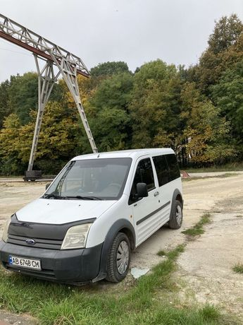 Ford Connect 1.9 дизель