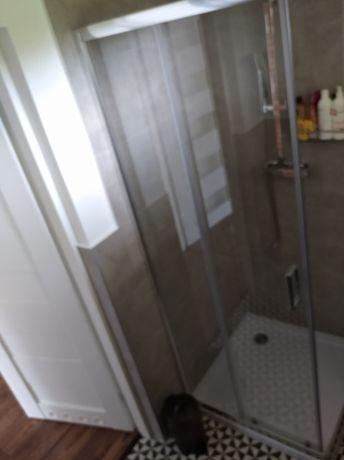 Kabina prysznicowa sprzedam całość na części
