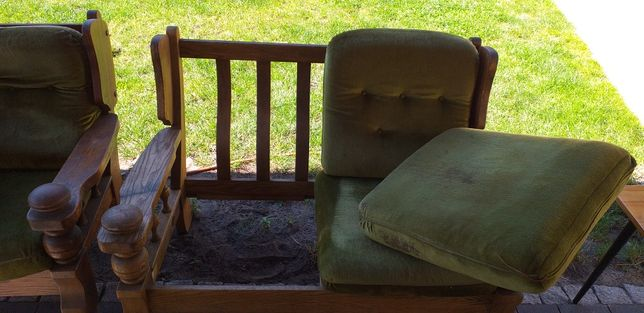 Oddam  Sofa i fotel