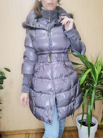Пуховик зимняя куртка пух