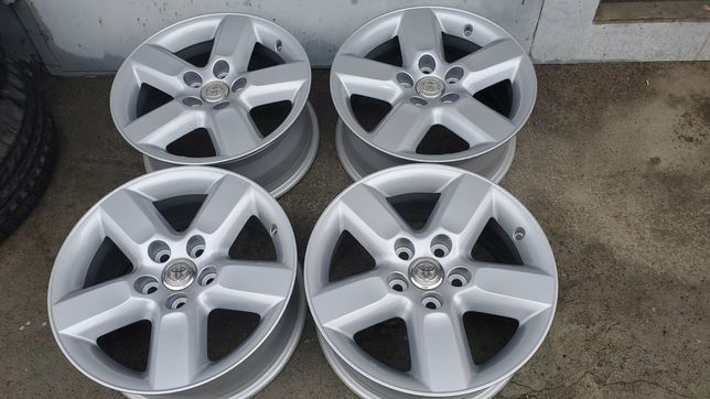 30* Продам ориг диски Toyota R16 5x114.3 Rav4 Camry Corolla Chery
