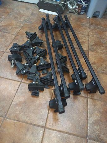 Thule 750 bagażnik dachowy belki relingi poprzeczki dachowe