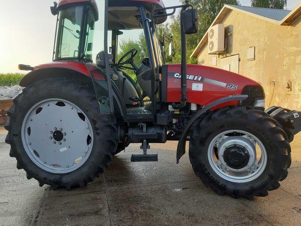 Ciągnik rolniczy CASE JX 95 2012r 1480 mtg +koła do międzyrzędzi