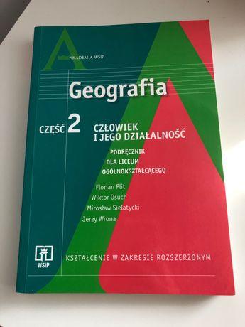 Geografia człowiek i jego działalność
