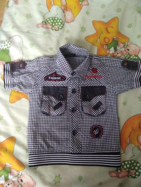 Фірмова сорочка для хлопчика