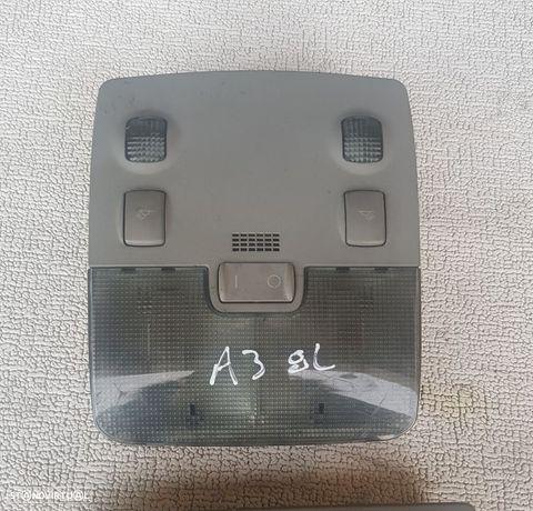Luzes Interiores/Plafonier Audi A3 8L 2002