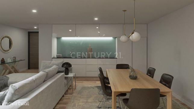 Apartamento T0 com Garagem para Venda ao metro da Srª da Hora
