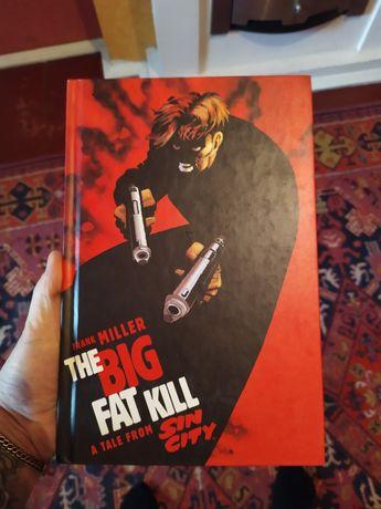 Комікс Город Грехов (ENG) Sin City The Big Fat Kill