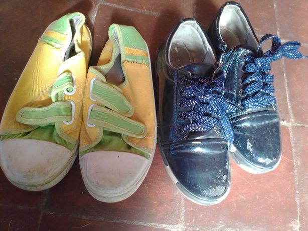 Взуття на дівчинку 34 розмір