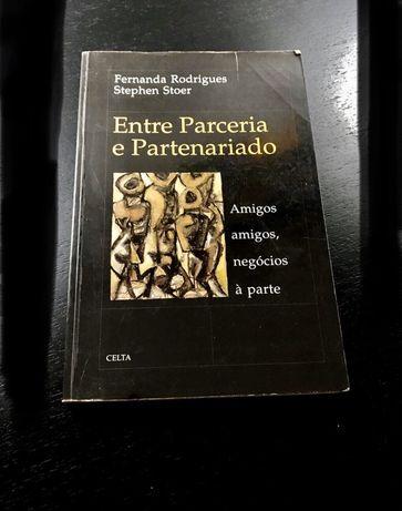 Entre Parceria e Partenariado - Rodrigues Fernanda Stoer Steph