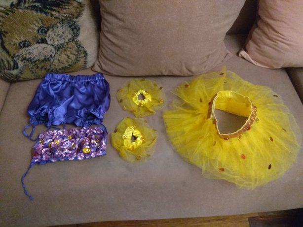 Праздничный, карнавальный костюм для девочки 3-5 лет