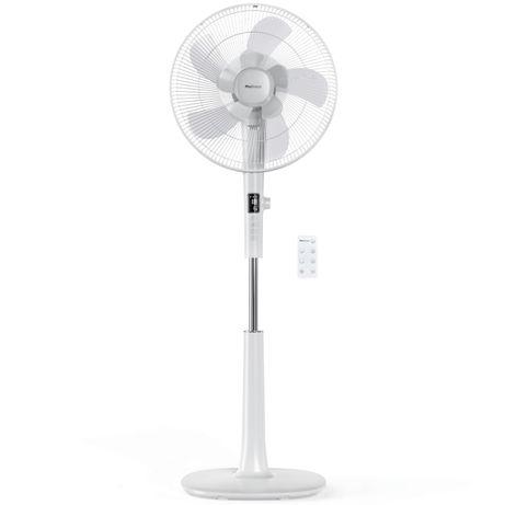 Напольный вентилятор Pro Breeze PB-F08-EU (40 см) с пультом и таймером