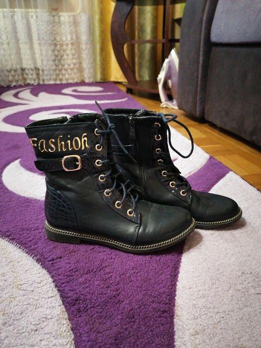 Ботинки осень на девочку. Чернигов - изображение 1