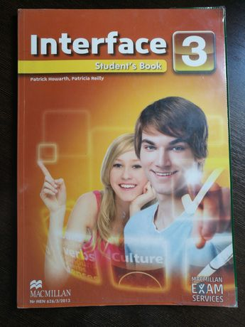 Interface 3 Student's Book Macmillan