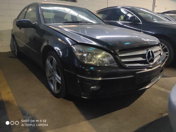 Mercedes CLC 220cdi de 2009 para peças