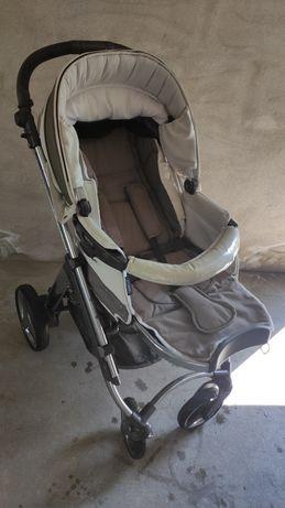 Carrinho bebe e babycoque IP op bebê car