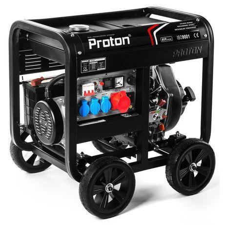 Agregat prądotwórczy Proton 3 Plus 8500 Watt DIESEL