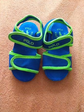 Sandałki Polo dla chłopca roz 23