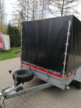 Przyczepka samochodowa 750 kg