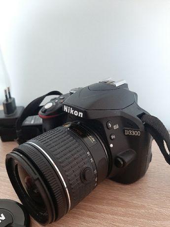 Aparat Fotgraficzny Nikon D3300