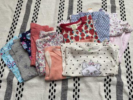 Koszulki getry sukienka bluza